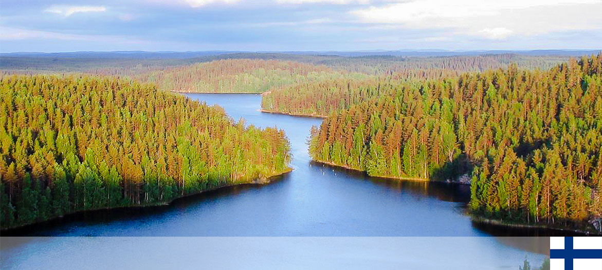 Ulkoilmaelämää Suomessa